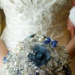 My London Wedding Planner - brooch bouquet