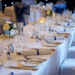 Wedding planners London top table décor