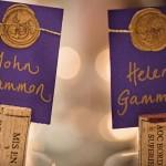 Helena & John - place cards