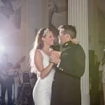Helena & John's first dance