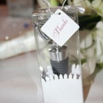 London wedding planning - favours