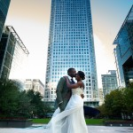 Wedding planning Canary Wharf