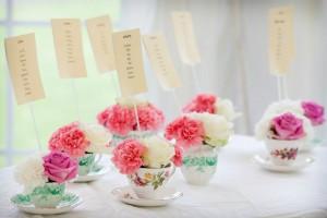 London Wedding Planner table plan