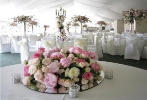 Wedding planning London Decor