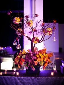 fall-centerpiece - via bridalguide.com