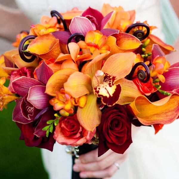 Inspired by autumn fall centerpiece via bridalguide via the bridalguide junglespirit Images