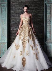 Rami Kadi Couture wedding dress