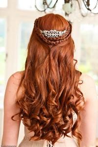 wedding-hair via bridalguide.com