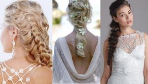 wedding planning - hair braids via pinterest