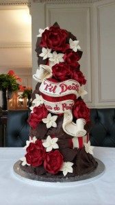 London Wedding Cake