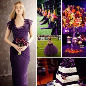 Purple Wedding Planner