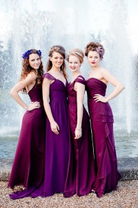 Wedding planning bridesmaids