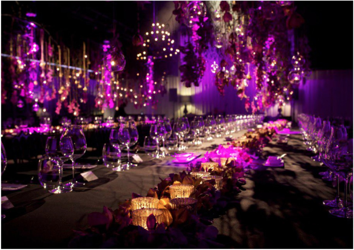 Purple Ideas For Weddings: Such A Fabulous Colour Scheme For A Wedding