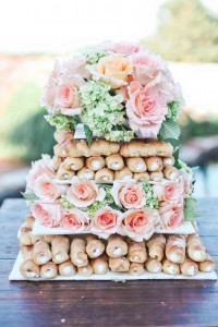 alt wedding cake