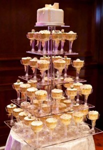 Cake pops wedding cake