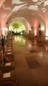 HRP wedding showcase in London