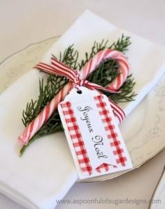 christmas-wedding-placecards