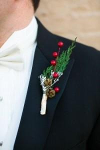 festive-buttonhole